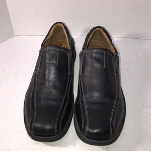 Nice Pair of Men's Leather Docker Shoes 10 1/2